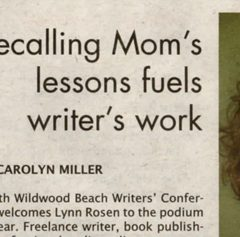 Cape May County Herald , 5/7/08