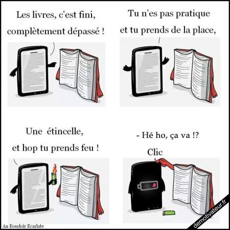 french book cartoon