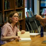 Ann Patchett at a reading