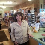 RiverRead Books co-owner Connie Barnes
