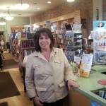 RiverRead Books co-owner Connie Barnes