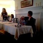 Dana Bate, Bryna Nelson Paston, and Donna Galanti